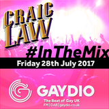 Gaydio #InTheMix - 28th July 2017