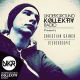 UndergroundkollektiV: Christian Gainer 4.9.19