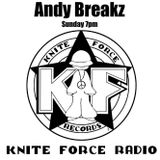 Andybreakz 2nd kniteforce radio show