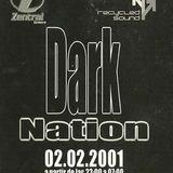 Oscar Mulero @ Darknation Party,Groove Dance Club,Madrid (2001)