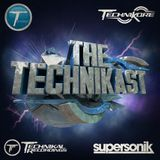 The Technikast Episode 2 - Featuring DJ Sy Guestmix