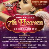 Promomix 100ste editie 7th Heaven #JanuaryMix 2014