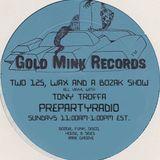 Tony Troffa All Vinyl Weekly Sunday Show on Prepartyradio.com  Two 12s, Wax and a Bozak Show
