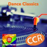LIVE AT PRIDE: Dance Classics - @CCR_Dance - 09/07/16 - Chelmsford Community Radio