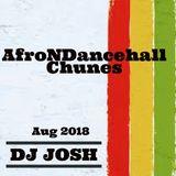 AfroNDancehall 2018 Aug