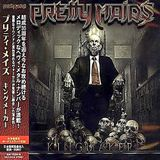 Pretty Maids - Kingmaker (Japanese Edition) (2016-Preview)
