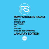 Rumpshakers Radio EP 1 - January 16 2018