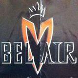BEL AIR -Yves De Ruyter on 23.08.1998 . final closing night - B-side