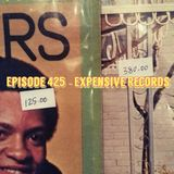 Episode 425-Expensive Records-The Stunt Man's Radio Show