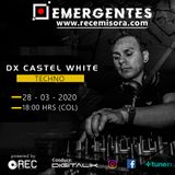 EMERGENTES _ 008_ DX CASTEL WHITE