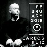 [02.2018] Carlos Ruiz / dj set