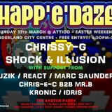 "Happ""E""Dayz Oldskool Hard House Mix ,live from Happ""E""Dayz Sunderland 26th march 2016"
