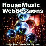 Elson Cabral & Leo Machado - HMWS - Mixcloud 009