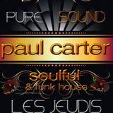 Paul Carter - Nu disco & funky & dowtempo - mix 692 - 31 Aout  2018