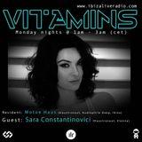 Ibizaliveradio Vitamins ep 111 Sara Constantinovici