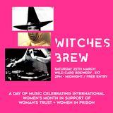 #iamDJ WITCHES BREW Special with Auntie Maureen 21.03.17 on www.realhouseradio.com