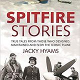 Harry & Edna on the Wireless. Jacky Hyams author of Spitfire Stories