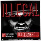 Mauro Telefunksoul Preview Festa #ILLEGAL julho 2015 Special Footwork