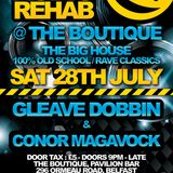 Conor Magavock & Gleave Dobbin Live @ Audio Rehab May 2012