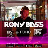 RONY-BASS-LIVE@TOKIO-2019-08-22