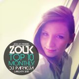 January 2015, Brazilian Zouk Top 10, Dj Patrycja