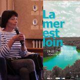 Catherine Poulain   entretien avec GB (festival La mer est loin, Fontenay le Comte, nov  2016)
