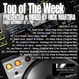 Top of The Week 023 (Radio Program)