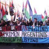Columna de Jóvenes con Palestina - Última del año