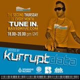 The Kurruptdata Show on Bassdrive #003