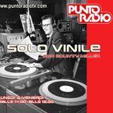 Bounty Miller Verrina con SOLO VINILE 63 su Punto Radio Bologna