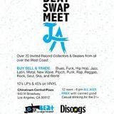 DJ BEARCAT @ LA BEAT SWAP MEET (6/22/14)