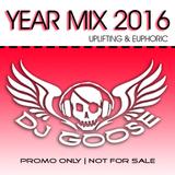 YEARMIX 2016 - UPLIFTING & EUPHORIC