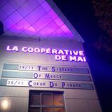 The Sisters of Mercy @ La Coopérative de Mai, Clermont-Ferrand, 29.11.2011