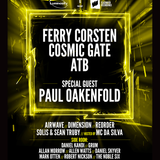 Cosmic Gate - Live @ Luminosity & Flashover Recordings ADE special (Amsterdam, Netherlands) - 20.10.