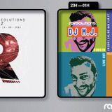 DJ KING BIZZ & DJ M.J.@RAVEOLUTIONS RADIO SHOW