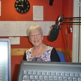 Silver spoonsmith Mary Green enchanting and delighting Radio Dacorum's Sarah Lowther (16/11/2014)