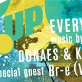 Live recording at 5Up@KM5, Ibiza