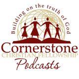 Cornerstone Podcast God is an on time God