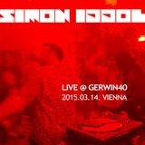 Simon Iddol - LIVE @ GERWIN40