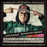 The Mexican Rhythm 001 @ Dancegruv Radio