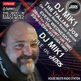 DJ Mik1 Presents The Italian Job Live On HBRS  29 - 11 - 17