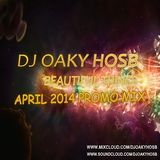 OAKY HOSb - Beautiful things (April 2014 Promo Mix) | Download link in description