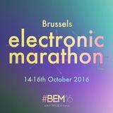 Post Post Cultural sur Radio Vibration #028 : Brussels Electronic Marathon (w/ FTRSND)