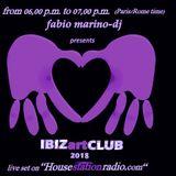 IBIZartCLUB April 2, 2018 mixed by Fabio Marino-dj (feat. Kirsteen Bes)