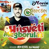 2019.04.20. - Húsvéti Megborulás - Movie Club, Mezőkövesd - Saturday