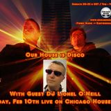 Our House Is Disco #64 from 2013-02-10