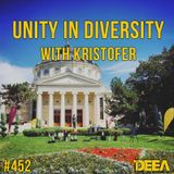 Kristofer - Unity in Diversity 452 @ Radio DEEA (09-09-2017)