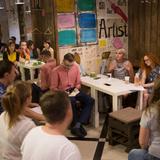 «Клуб 211»: Менеджери культури vs. медіа — пошук рецептів для Вінниці