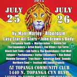 Reggae on the Mountain 2015 - (Jamaican Gold Promo Mix)