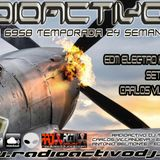 RADIOACTIVO DJ 34-2016 BY CARLOS VILLANUEVA